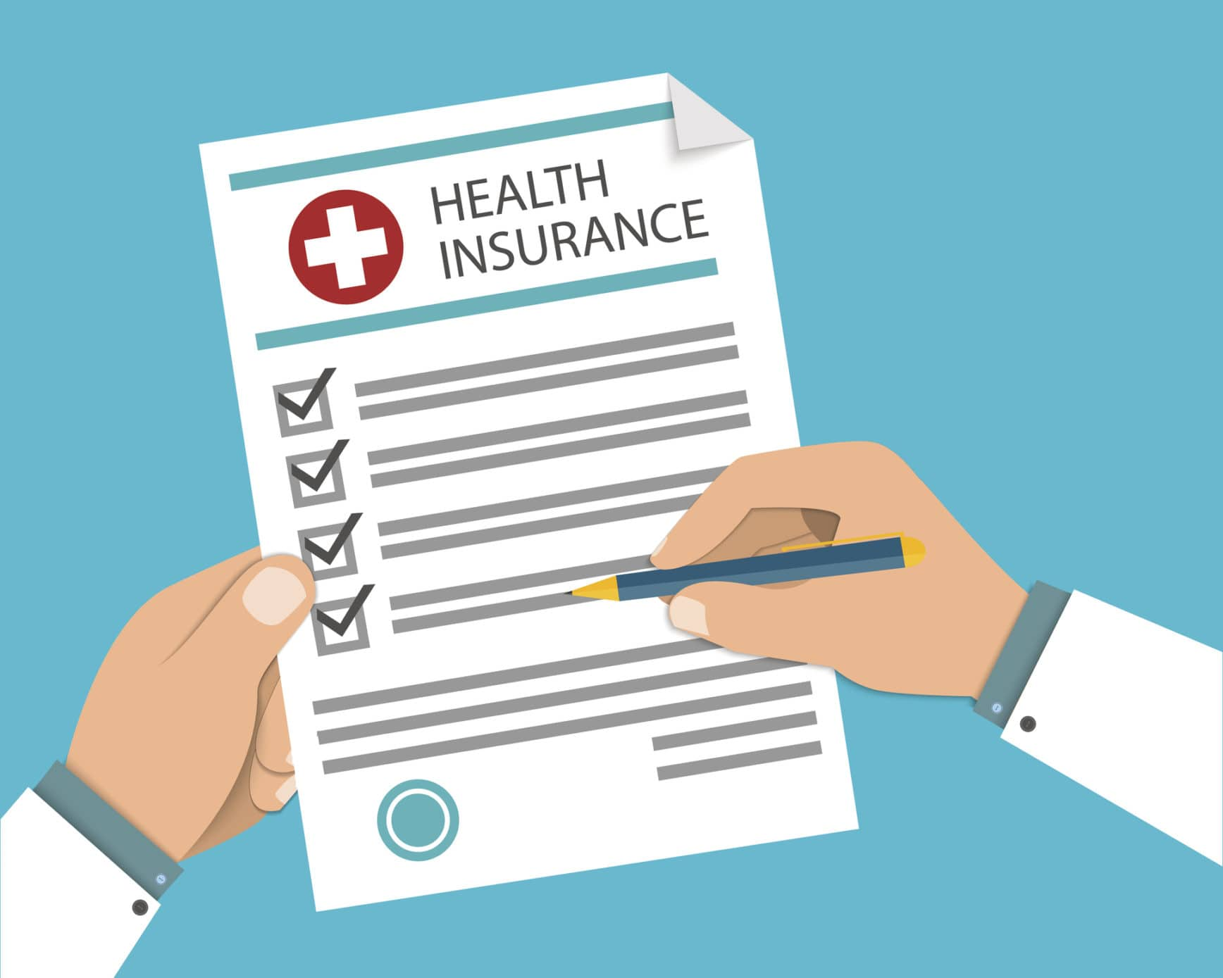 """4 Warning Signs That  You Have """"Fake"""" Health Insurance"""